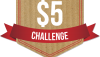 Will you take up the challenge to live on $5 a day and share the experience?
