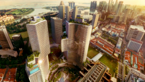 Hyatt to launch Andaz Hotel in Singapore\'s Ophir-Rochor district