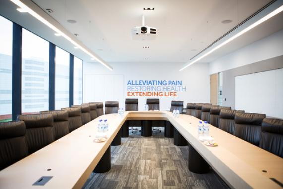 Check out Medtronic's 5,235-sq m regional headquarters