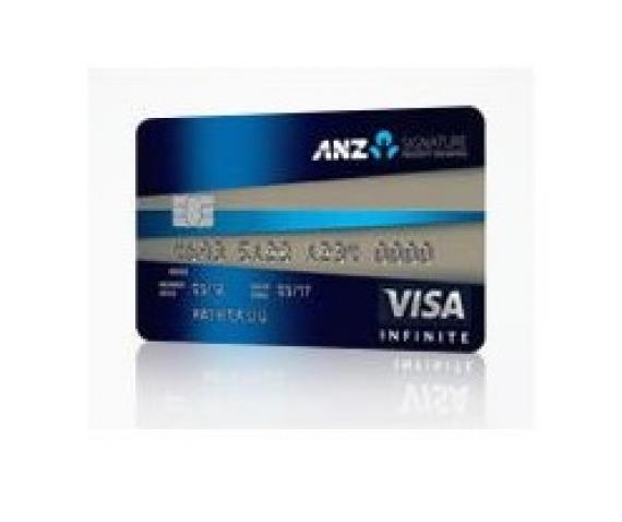 13 most exclusive credit cards in singapore singapore business review anz signature priority banking visa infinite credit card reheart Choice Image