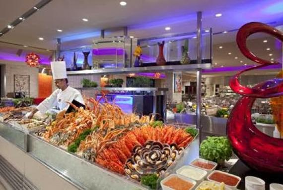Singapores 20 Hotels With Most Expensive Buffet Lunches