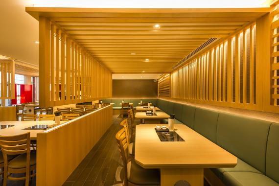 The wait is over japanese restaurant chain on yasai for Asian cuisine singapore