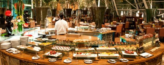Buffet Amazing Mon Fri Peranakan Lunch For People With