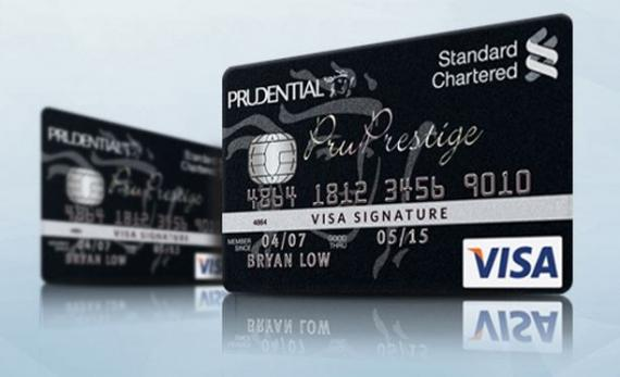 Standard chartered business card gallery business card template 13 most exclusive credit cards in singapore singapore business review standard chartered bank pruprestige visa signature colourmoves