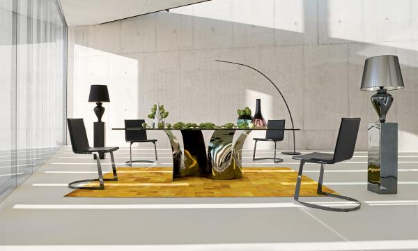 Roche bobois brings french luxury design in singapore singapore business re - Chaises salle a manger roche bobois ...