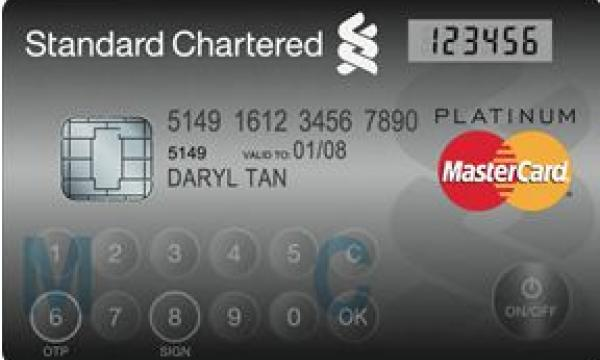 Stanchart Singapore Mastercard Launch First Ever Interactive