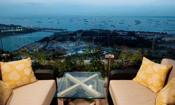 Singapore S 20 Most Expensive Hotel Suites
