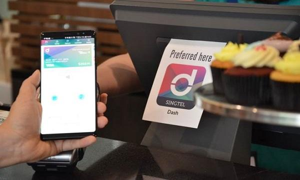 Singtel's mobile app Dash welcomes Visa and Apple Pay | Singapore