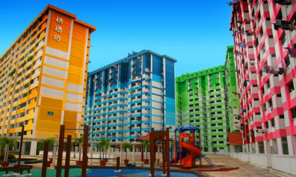 Hdb Resale Prices Down   In October