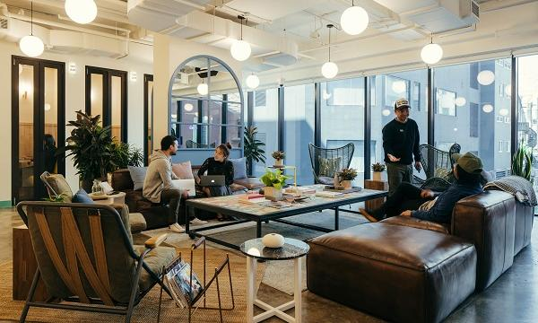 Inside WeWork's first Singapore coworking space | Singapore