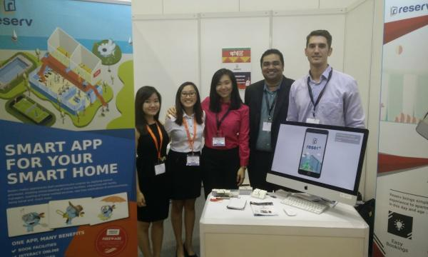 Smart Living Company Reviews : Reserv redefines integrated marketplace and smart living ...