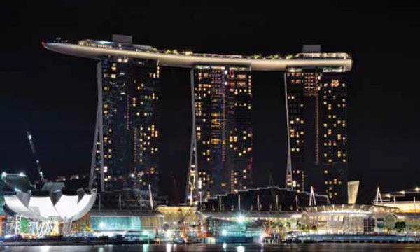 Singapore 39 s 25 largest hotels 2013 singapore business review for Tallest hotel in singapore