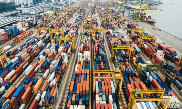 Tuas mega port begins second phase of construction