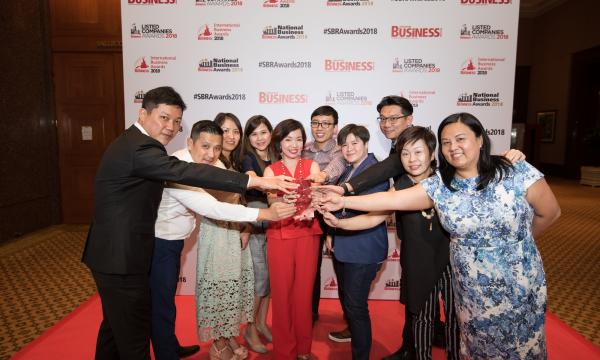 Singapore Business Review Awards 2018 honours 22 outstanding firms