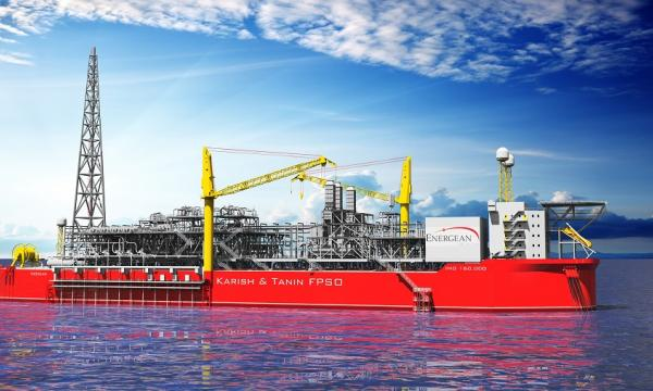 Sembmarine wins contract to build FPSO for Energean-operated field
