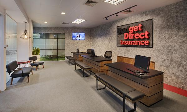 Good Budget Direct Insurance Goes Grungy In New Office Design | Singapore  Business Review
