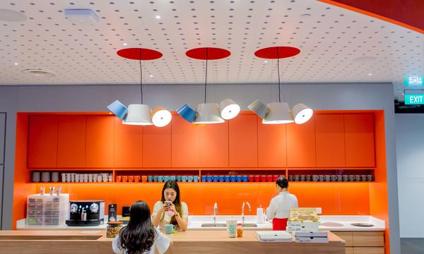 Shopee moves into sprawling 3 500 sqm office fit for