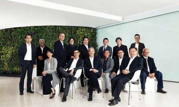 Singapore 39 s 15 largest architecture firms 2014 singapore for Architecture firms in singapore