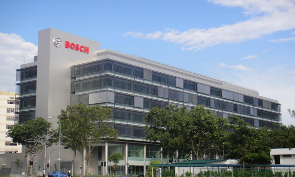 Bosch's cutting-edge regional HQ is one of the greenest buildings