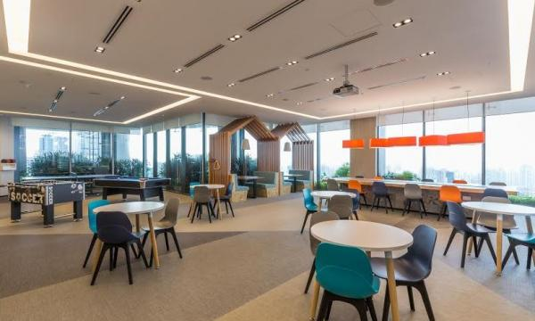 Delightful Hereu0027s What Happens When New Employees Design The Office | Singapore  Business Review