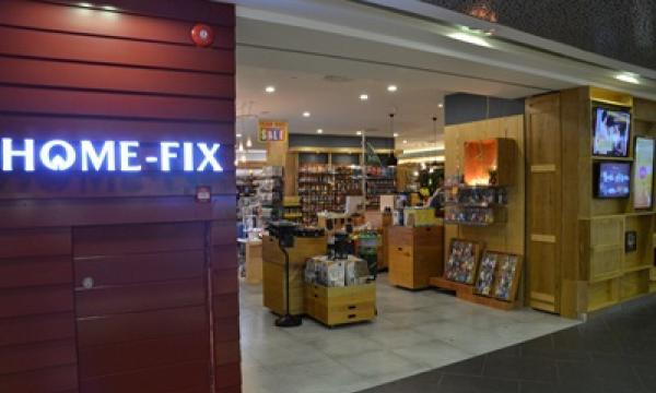 Take a sneak peek at Home-Fix's second flagship outlet in