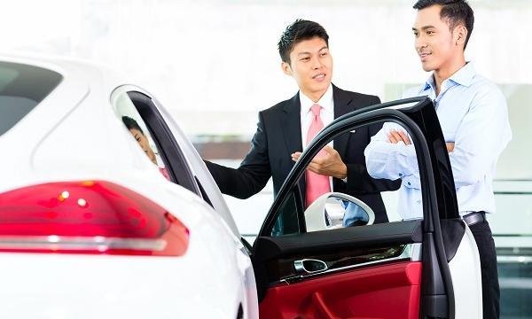 automotive sale contract