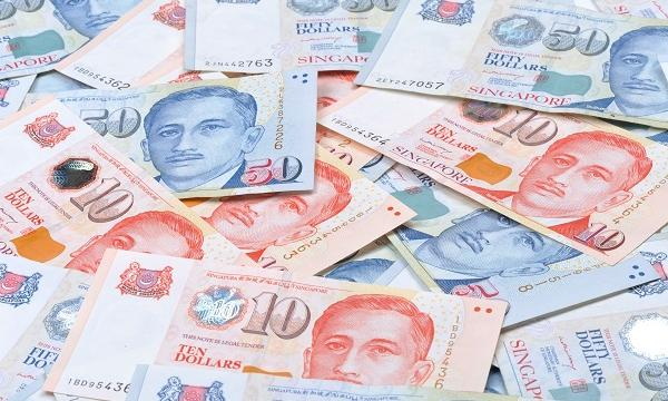 Cur Singapore Dollar Strength Unsustainable Says Report