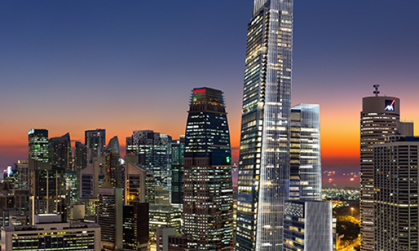 Guocoland to unveil singapore s tallest building at - Singapore tallest building swimming pool ...