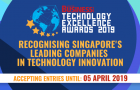 The search is on for Singapore\'s leading technology innovators