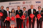 Bank of China to release Sheng Siong credit cards