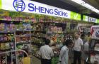 Sheng Siong to test waters in China
