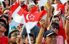 Singapore population rose 1.3% to 5.6 million