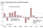 Chart of the Day: Take a look at how local productivity has crashed since restructuring began