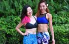 Two young ladies in their late 20s want to revolutionize Singapore's active wear industry
