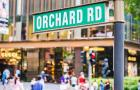 Prime rents at Orchard Road fell for the first time since Q2 2015
