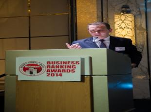 SBR Business Ranking Awards 2014