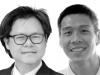 Dr. Sam Choon-Yin and Renton Yap