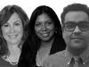 Lori Stetz, Stella George, Mitesh Patel