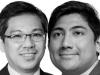 Lee Tiong Heng & Eugene Penafort