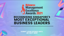The 7th SBR Management Excellence Awards is now accepting nominations