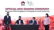 ERA, SLA enter MOU to strengthen geospatial co-innovation