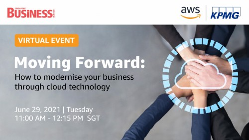 AWS and KPMG to spice up SBR's webinar on cloud technology