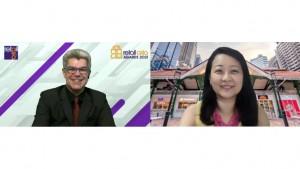 Food Folks @ Lau Pa Sat wins Food & Beverage Retailer of the Year 2021 - Singapore award