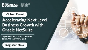 Oracle NetSuite hosts premiere webinar on accelerating next level business growth