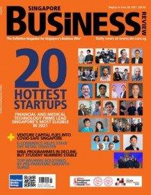 SBR Magazine corporate subscription