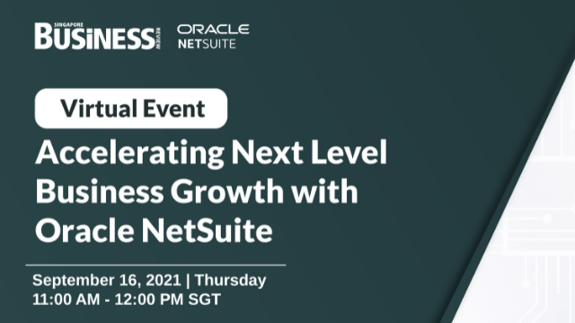 Accelerating Next Level Business Growth with Oracle NetSuite